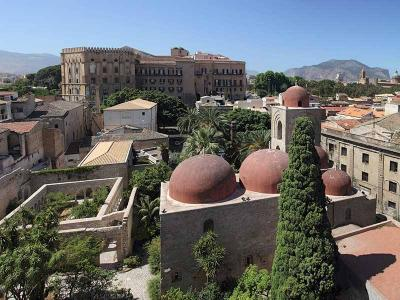 Palermo visitabile soggiornando Masseria4Stelle Valledolmo