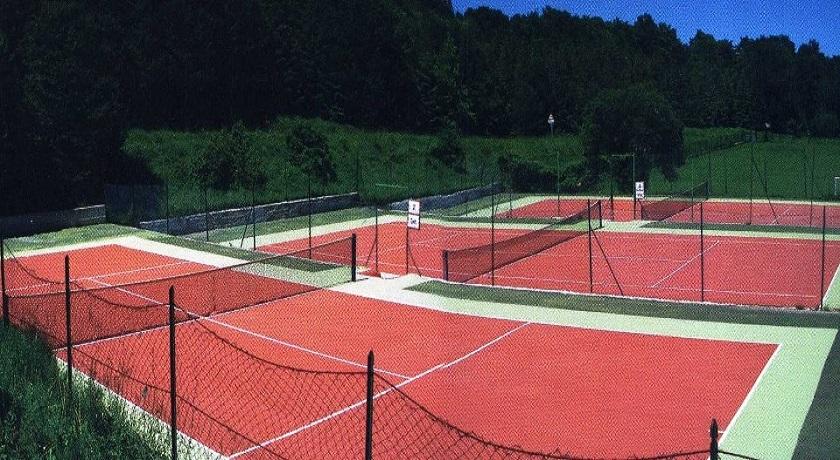 Campi da Tennis Hotel Pizzoferrato Palace