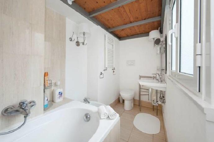 Bagno appartamento a Roma
