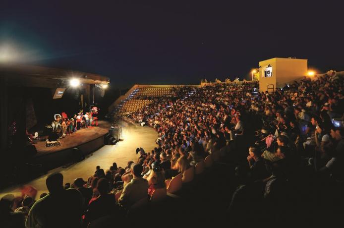 Arena del Villaggio, tutte le sere spettacoli!