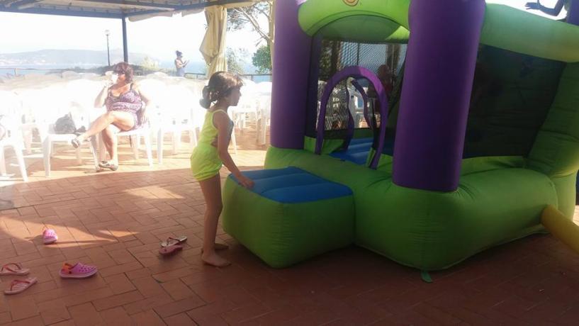 Animazione e Area Giochi per Bambini