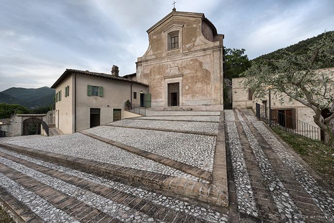 Romantico Castello con Suite vicino Spoleto