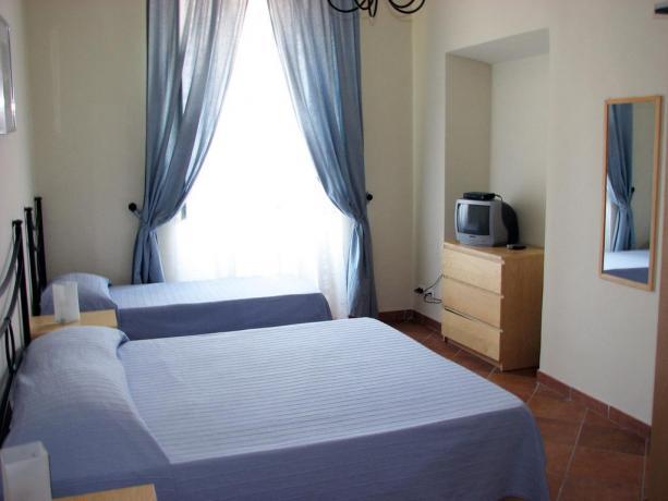 Bilocale 3 posti letto residence vicino Lago Vico