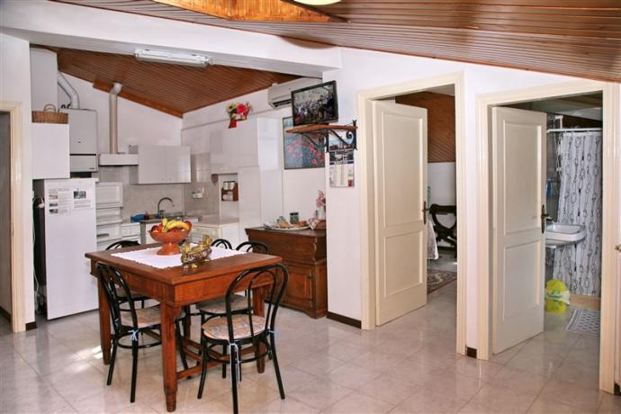 Ginestra appartamento vacanza con uso cucina