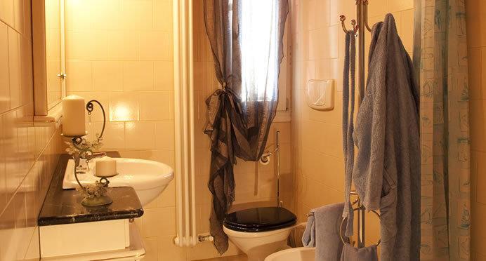 Appartamento Fiordaliso bagno