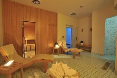 zona relax in Spa convenzionata