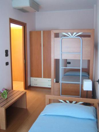 Family Suite in albergo a Lido del Sole