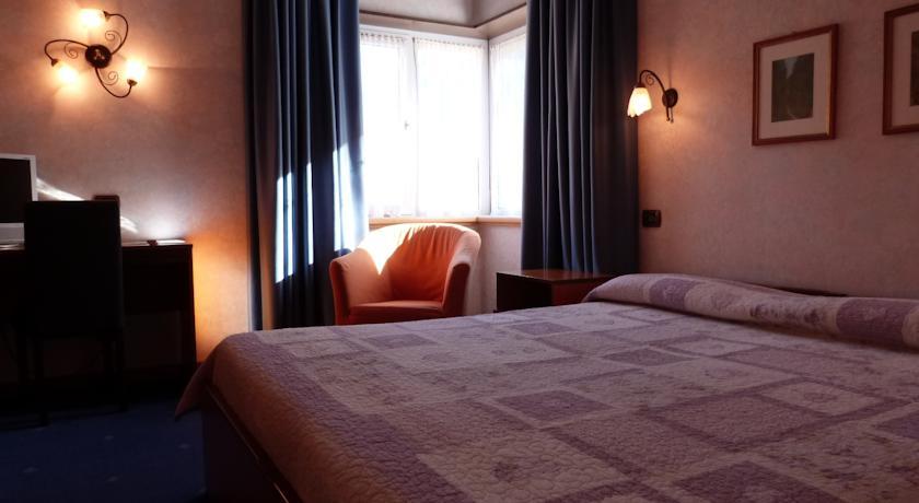 Camera Matrimoniale Standard Hotel Molveno centro