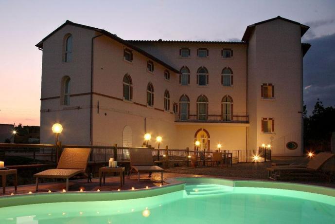Weekend San Gimignano - Hotel Certaldo