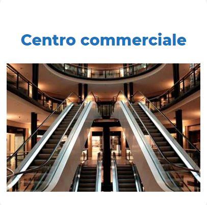 Sanificazione CERTIFICATA Coronavirus: CENTRO COMMERCIALE Roma