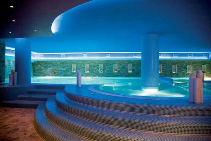 Centro Benessere con SPA in Hotel a Caserta