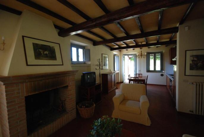 Casale per famiglie a Narni vicino Terni