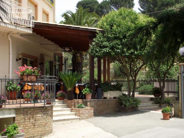 Hotel a Catania vicino a scavi archeologici