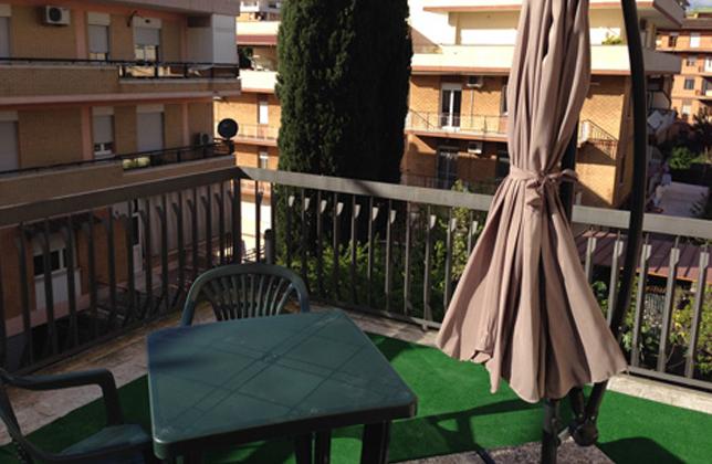 Camere in Hotel ad Aprilia con terrazzi
