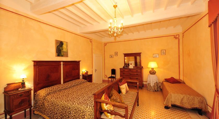 Camera in stile suite davide dimora storica