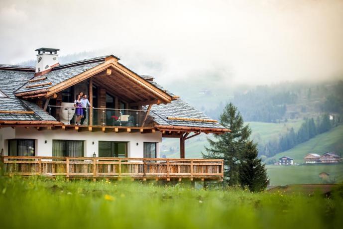 Casa Vacanza accanto agli impianti sciistici Alta Badia