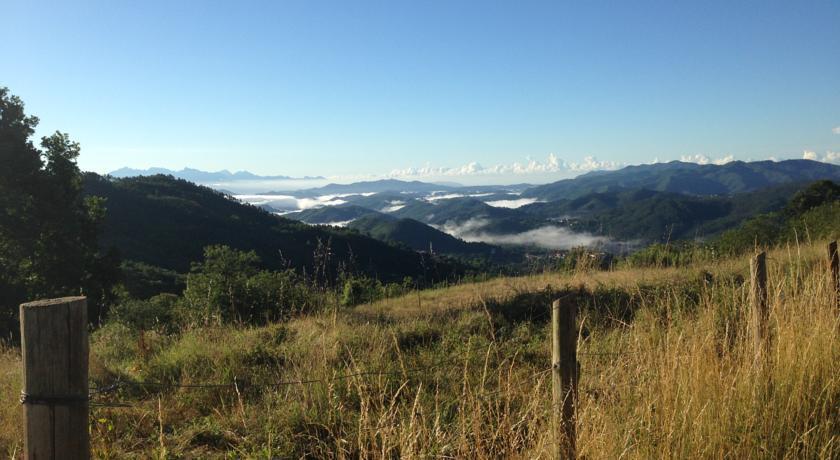 Agriturismo con vista panoramica