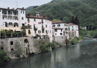 Hotel near the spas of Lucca