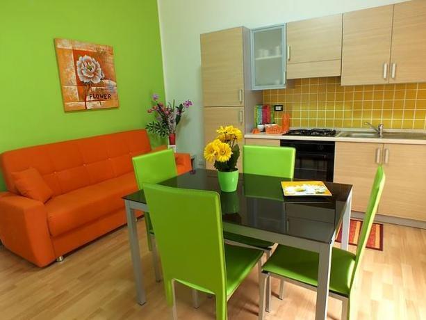 Appartamenti con Ogni comfort vicinissimi Mare Catania