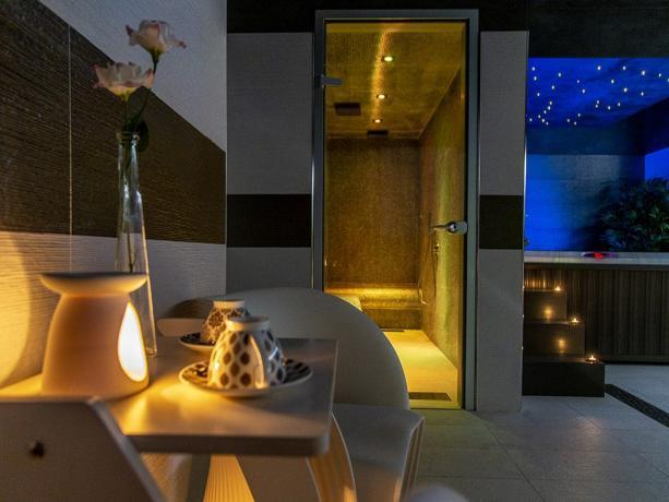 Centro benessere hotel 4stelle Battipaglia-Salerno