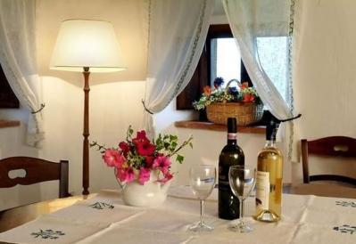 Cene romantiche in Appartamento Fiordaliso