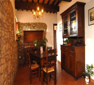 Portico, cucina attrezzata