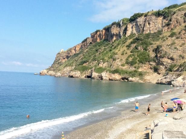 Spiaggia privata a 200 mt dall'Hotel