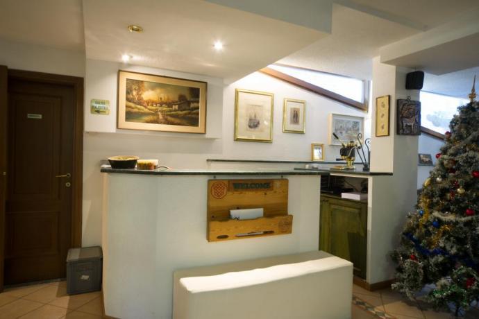 Reception villa-vacanze famiglie vicino piste scii Bardonecchia