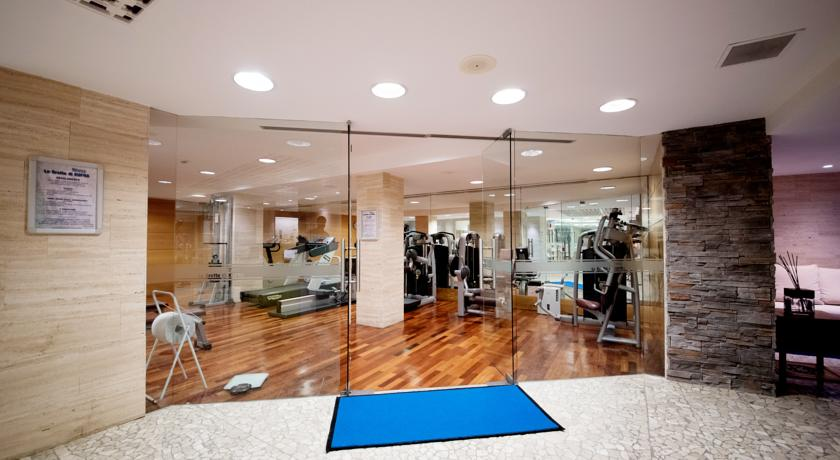 Albergo con Area Wellness