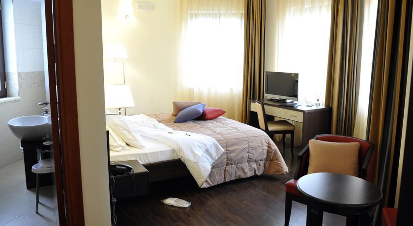 Camere con Tv lcd e Internet gratis