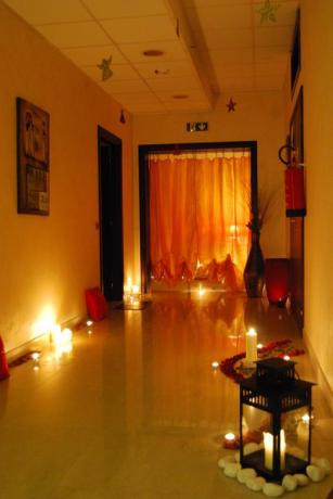 Resort ideale per avvenimenti romantici a Castellana