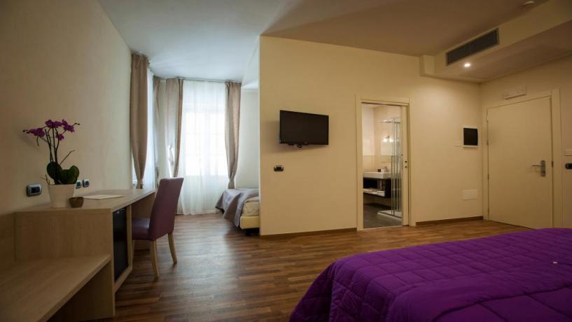 Family room in Toscana - SPA inclusa