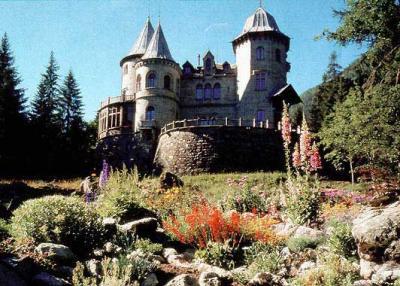 Visit the beautiful Castel Savoia in Gressoney