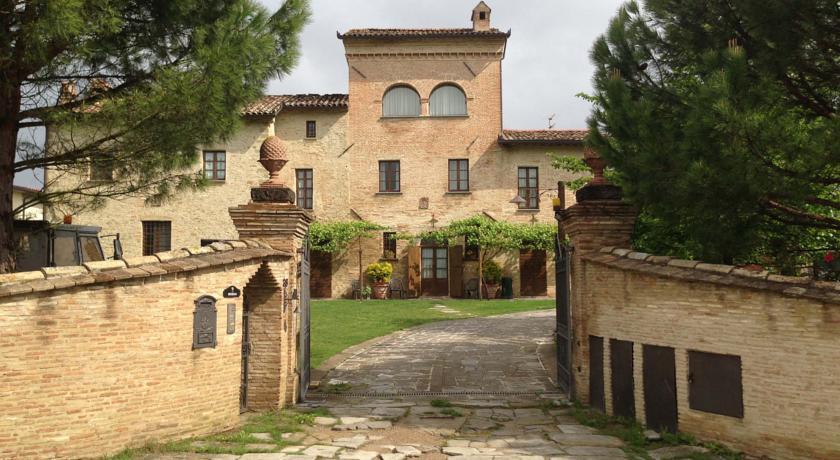 Villa di campagna a Città di Castello