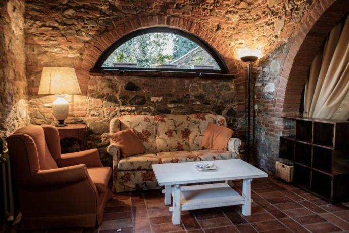 Villa per 12 persone in Toscana Anghiari