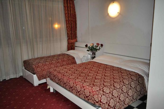 Camera tripla in Hotel ad Ostia
