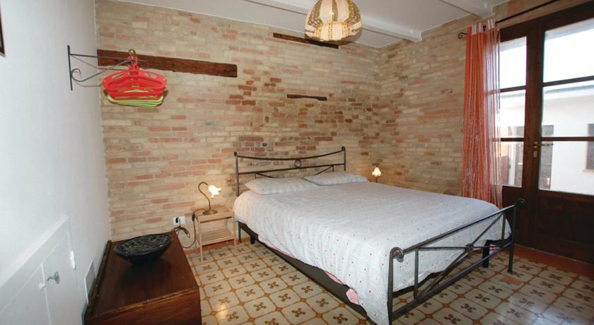 Barbagianni Appartamento camera da letto