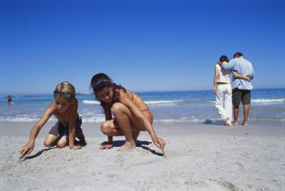 Dove andare in vacanza al mare con figli