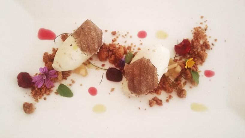 Mangiare a 5 stelle a Foligno, specialità Tartufo