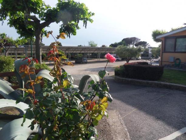 Parcheggio gratuito in Hotel a Bracciano