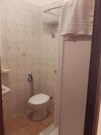 Camera bagno agriturismo vicino Cascata delle Marmore