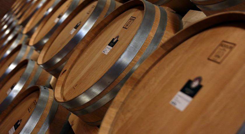 Cantina vinicola per degustazioni
