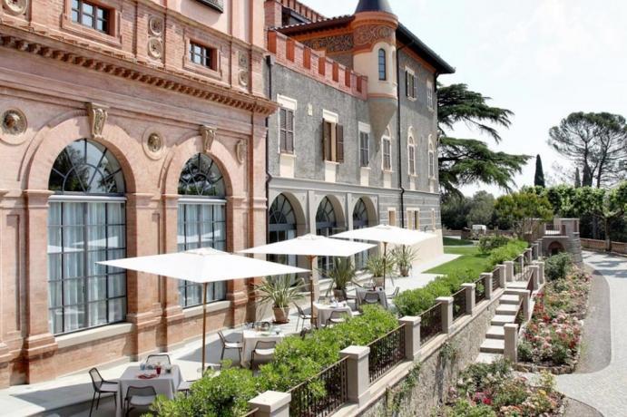 Borgo 5 stelle con terrazza panoramica Umbria Perugia