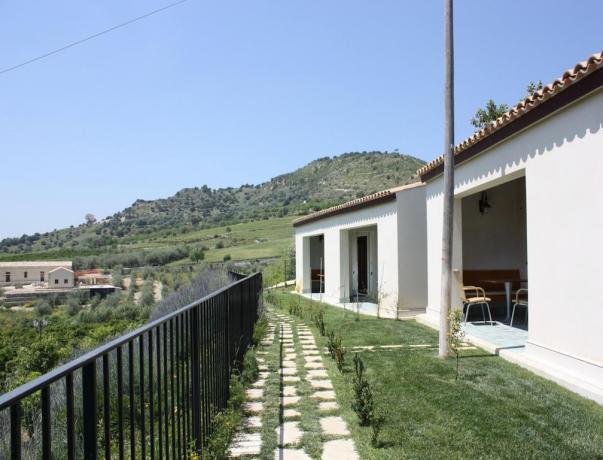 Appartamento Bilocale con giardino al Resort di Noto