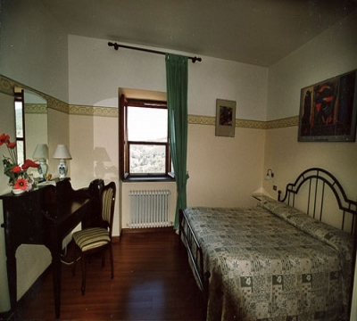 Double bedroom in Assisi