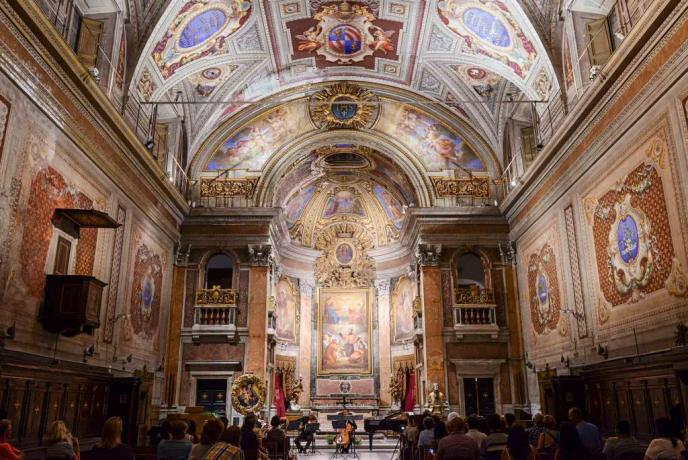 Vivaldi all'Oratorio Caravita di Roma
