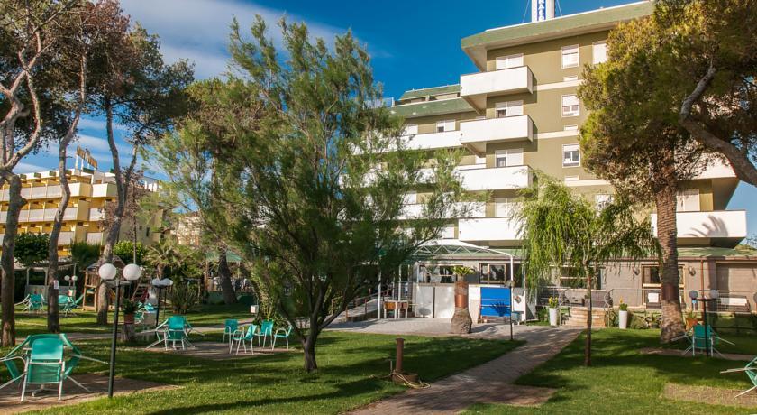 Hotel 3 Stelle sulla Spiaggia d'Oro Abruzzo
