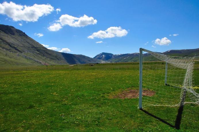 Campi da Calcio ideali per ritiri sportivi