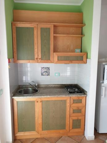 Appartamento 4persone con Cucina