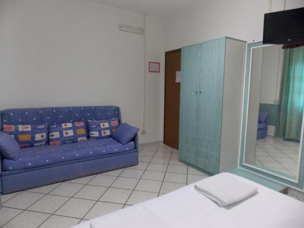 Albergo Aprilia, Camera matrimoniale a prezzo basso